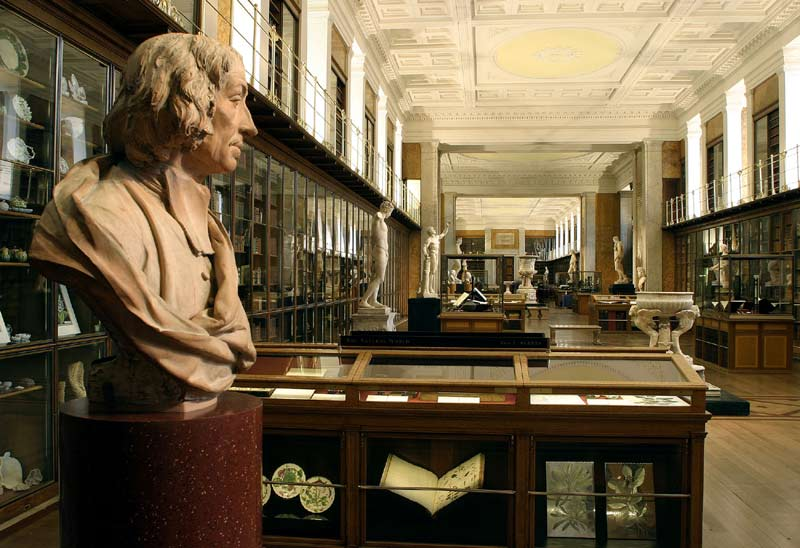 British Museum - The Kings Library