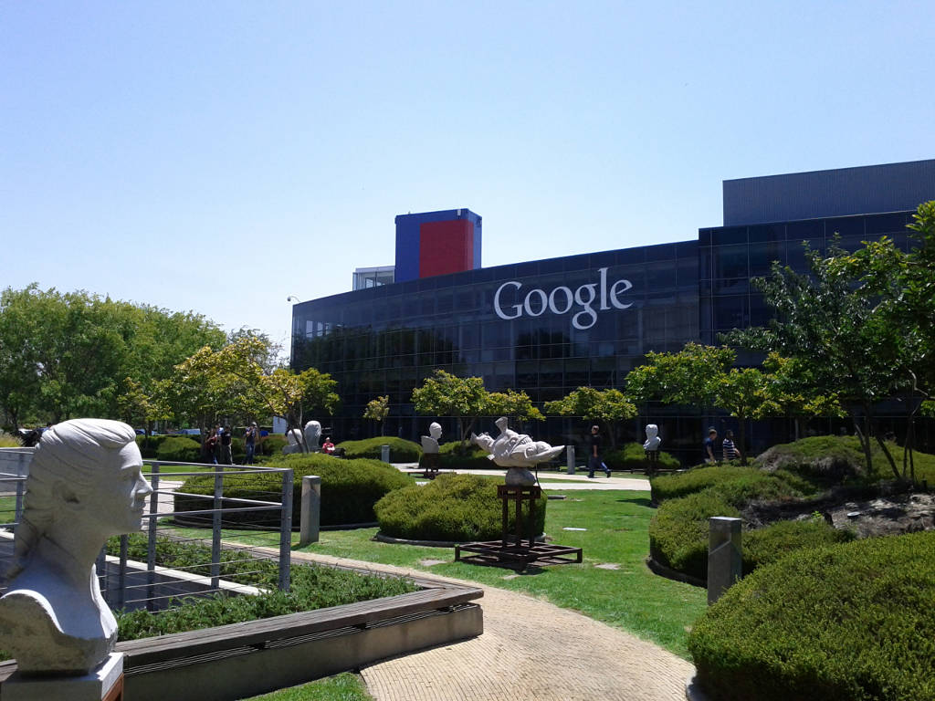 Google HQ, Mountain View
