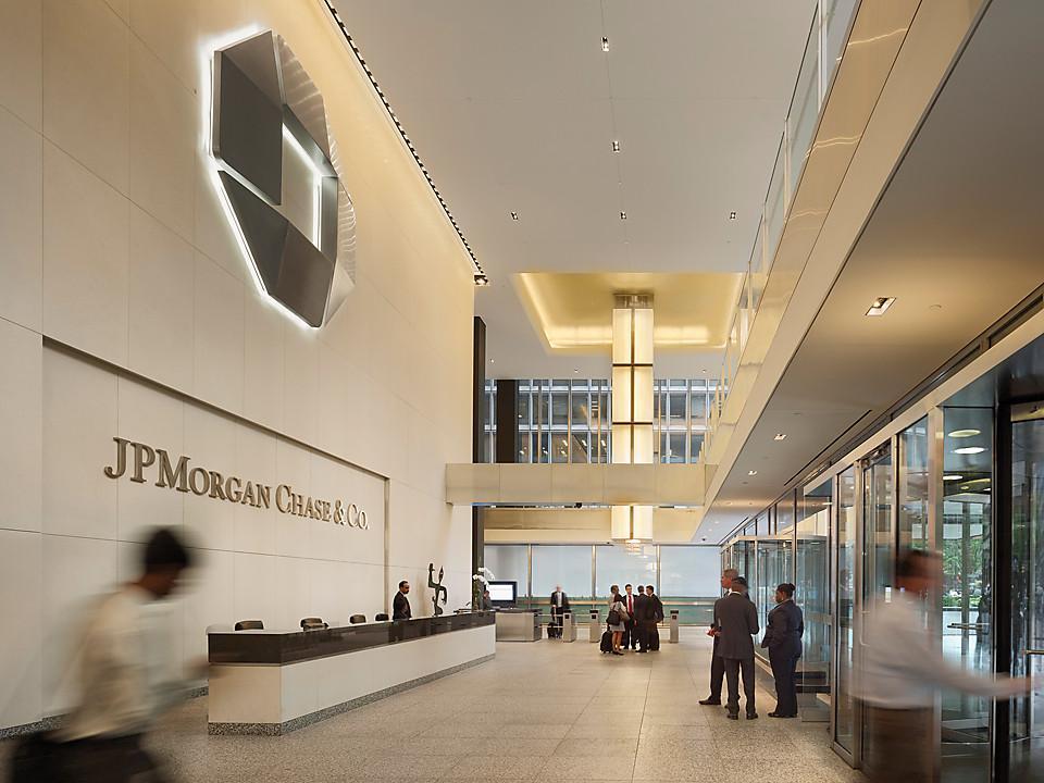 JP Morgan New York offices