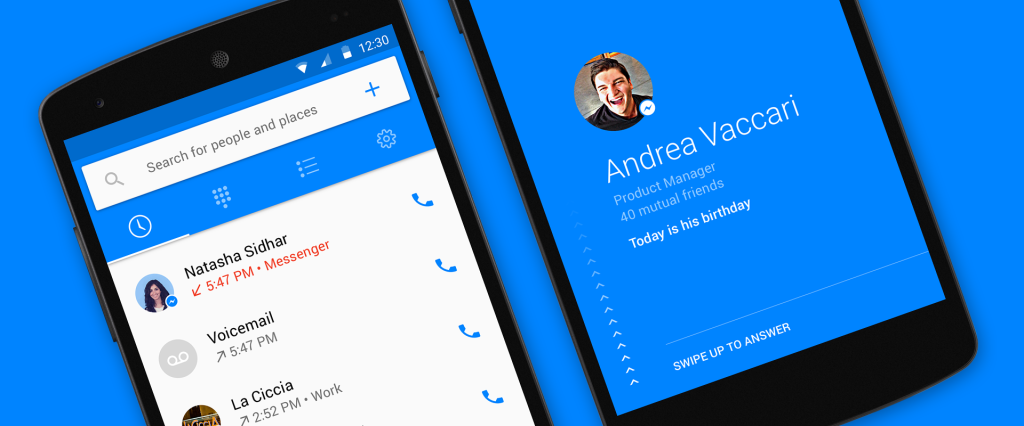 Facebook Hello is now available on Android